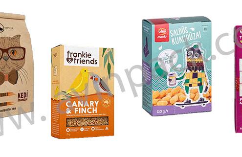 صندوق مواد الغذایی