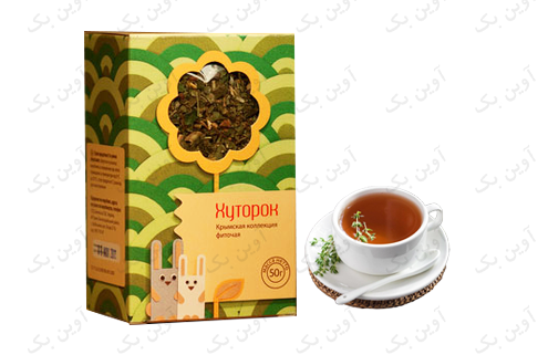 علب الشای الأعشاب